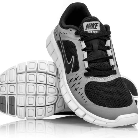 another chance 2808d bf003 Nike Running Shoes - Free Run 3  Youth Size 5. M 5b6937372aa96a4032b036b8